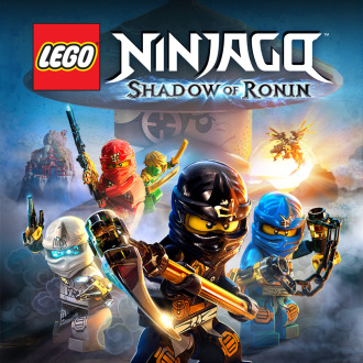 LEGO Ninjago: Shadow of Ronin PS Vita
