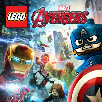 LEGO® Marvel's Avengers PS Vita