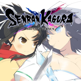 SENRAN KAGURA: SHINOVI VERSUS full game PS Vita