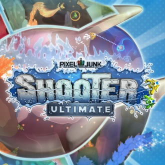 PixelJunk™ Shooter Ultimate full game PS4