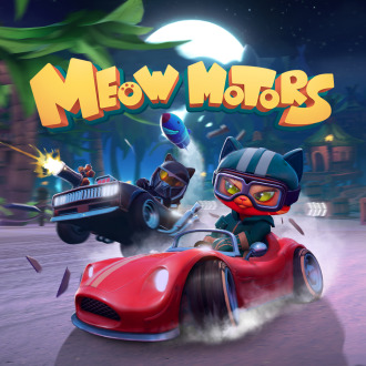 Meow Motors PS4