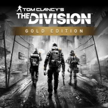 Tom Clancy's The Division - Digital Gold Edition(English/Chinese/Korean Ver.)