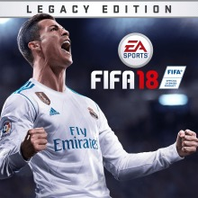 FIFA 18 Legacy Edition(English Ver.)