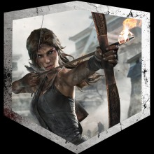 TOMB RAIDER DEFINITIVE EDITION full game(English/Chinese/Korean Ver.)