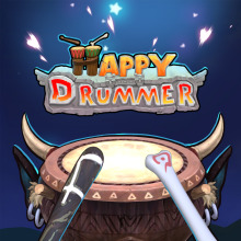 Happy Drummer VR(English/Chinese/Korean Ver.)