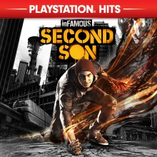 inFAMOUS Second Son™ Full Game(English/Chinese/Korean Ver.)