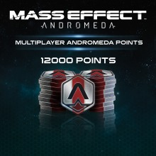 12000 Mass Effect™: Andromeda Points(English Ver.)