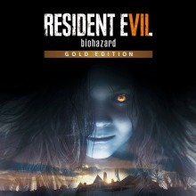 RESIDENT EVIL 7 biohazard Gold Edition(English/Chinese/Korean/Japanese Ver.)