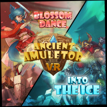 ANCIENT AMULETOR DLC COLLECTION(English/Chinese/Japanese Ver.)