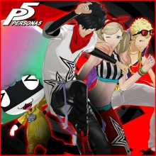 Persona 4 Dancing All Night Costume & BGM Special Set(English Ver.)