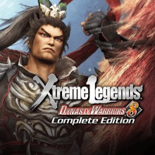 Dynasty Warriors 8: Xtreme Legends Complete Edition full game(English Ver.)