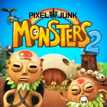 PixelJunk™ Monsters 2 Pre-Order(English/Chinese/Japanese Ver.)