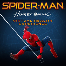 Spider-Man: Homecoming - Virtual Reality Experience(English/Japanese Ver.)