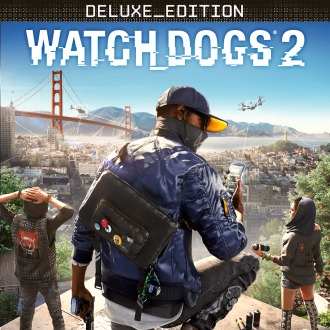 Watch Dogs® 2 - Deluxe Edition PS4