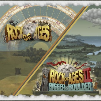 Rock of Ages 2: Complete Bundle PS4 / PS3