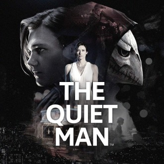 THE QUIET MAN™ PS4