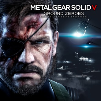 Metal Gear Solid V: Ground Zeroes PS4