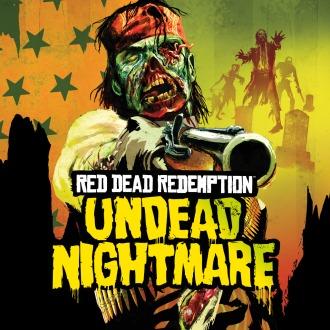 RDR Undead Nightmare PS3