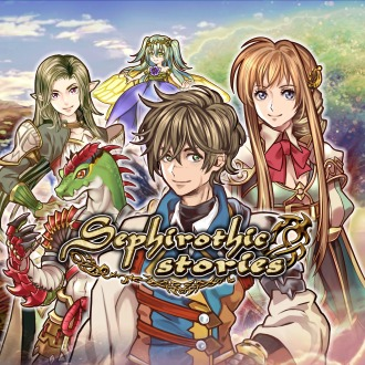 Sephirothic Stories PS4