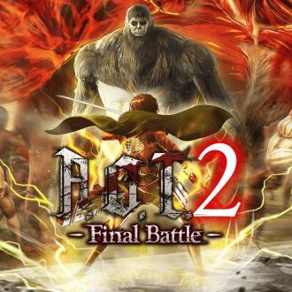 A.O.T. 2: Final Battle PS4