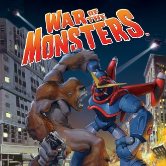 War of the Monsters PS4