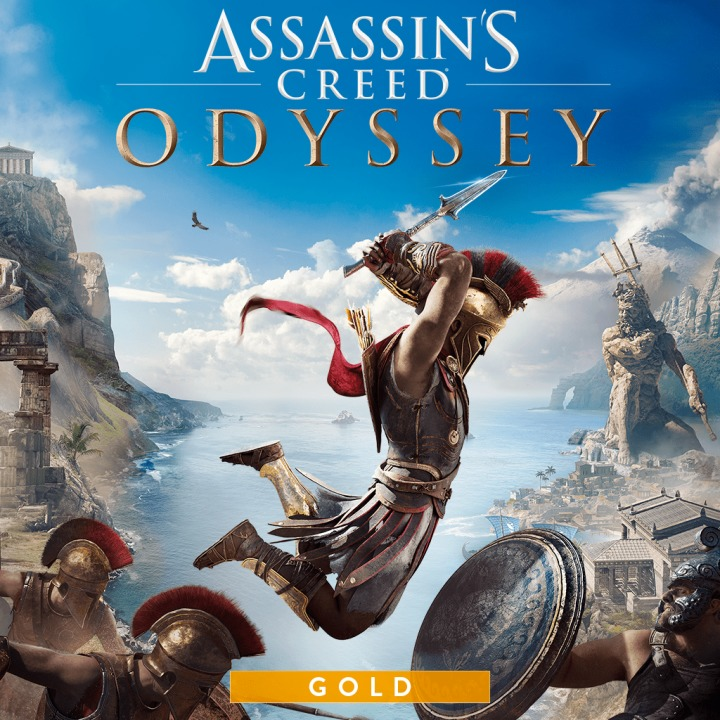 Assassin S Creed Odyssey Digital Gold Edition Ps4 Buy Online