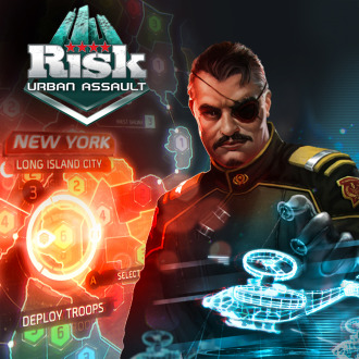 Risk Urban Assault PS3