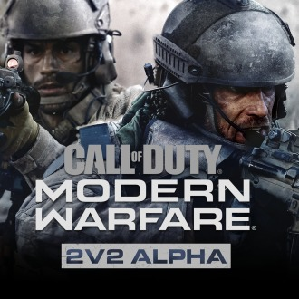 Call of Duty®: Modern Warfare® - 2v2 Alpha PS4