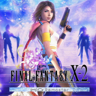 FINAL FANTASY X-2 HD Remaster full game PS Vita