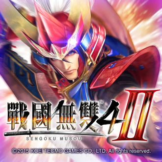 SAMURAI WARRIORS 4 - II PS4