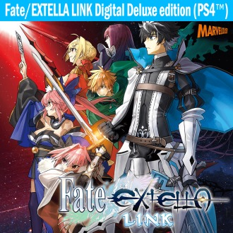 Fate/EXTELLA LINK Digital Deluxe edition Pre-Order PS4