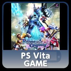Ragnarok Odyssey PlayStation®Vita the Best PS Vita