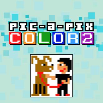 Pic-a-Pix Color 2 PS Vita