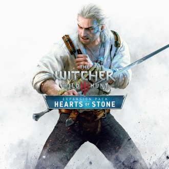The Witcher 3: Wild Hunt - Hearts of Stone PS4