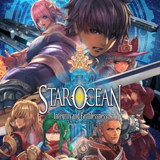 STAR OCEAN5 –Integrity and Faithlessness– PS3
