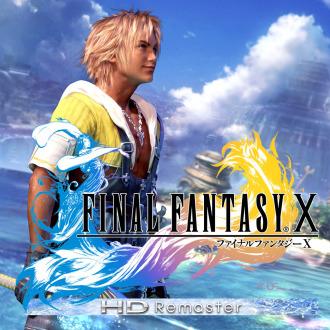 FINAL FANTASY X HD Remaster full game PS Vita