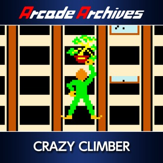 Arcade Archives Crazy Climber PS4