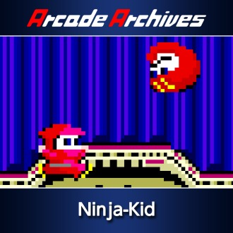 Arcade Archives Ninja-Kid PS4