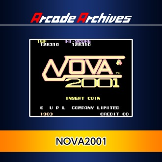 Arcade Archives NOVA2001 PS4