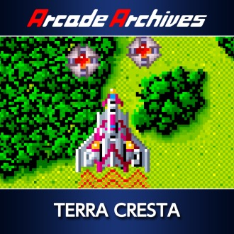 Arcade Archives TERRA CRESTA PS4