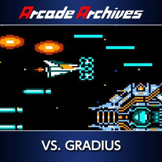 Arcade Archives VS. GRADIUS PS4