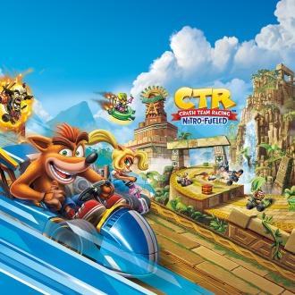 Crash™ Team Racing Nitro-Fueled PS4