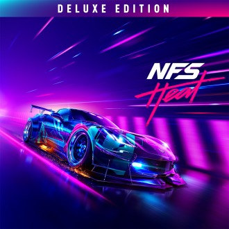 (Pre-Order) Need for Speed™ Heat Deluxe Edition PS4