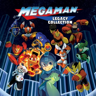 Mega Man® Legacy Collection PS4