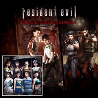 Resident Evil: Deluxe Origins Bundle PS3