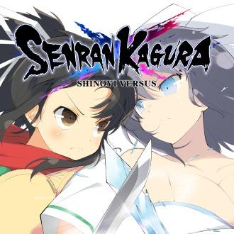 SENRAN KAGURA: SHINOVI VERSUS full game PS Vita