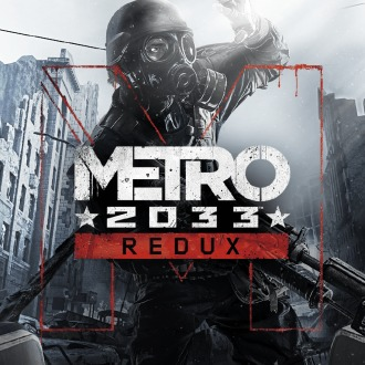 Metro 2033 Redux full game PS4