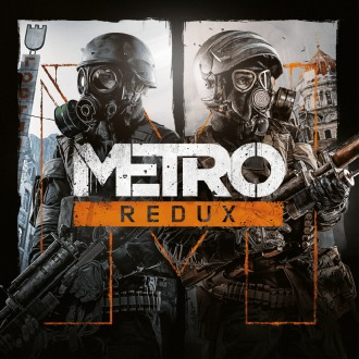 Metro Redux full game PS4
