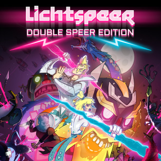Lichtspeer: Double Speer Edition PS4
