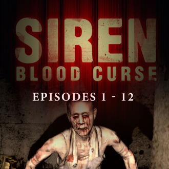 Siren: Blood Curse Episodes 1-12 PS3
